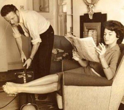 Les tâches ménagères par Chriss…