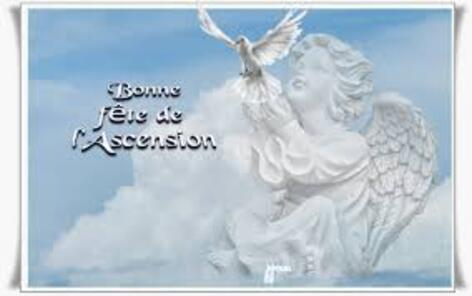 """Résultat de recherche d'images pour """"IMAGE BOnne journée de l'ascension"""""""