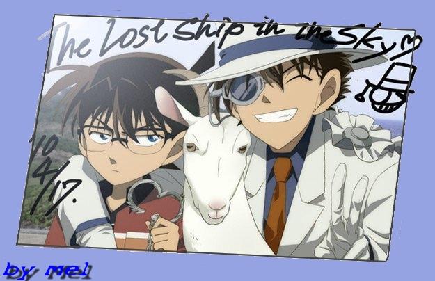 Conan & Kaito