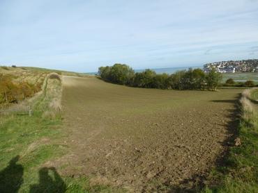 De Criel-Plage au Mont Jolibois (100m).