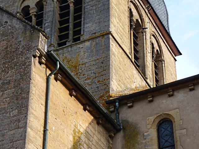 Gorze l'église Saint-Etienne 1 Marc de Metz 2011