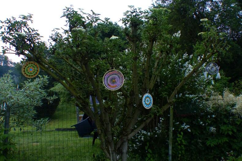 L'arbre aux mandalas