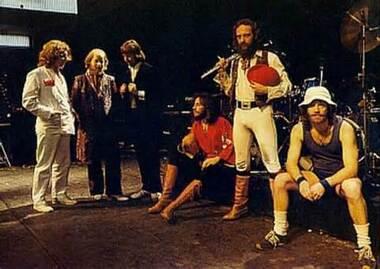 Jethro Tull  (1968-1976)