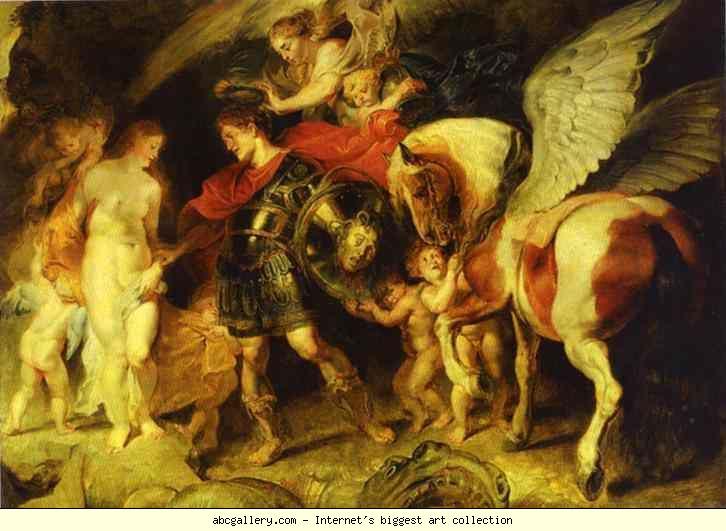 20 Tableaux du monde de la mythologie grecque #2