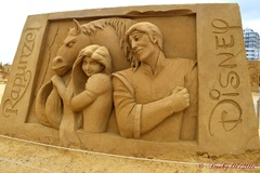 Sculptures de sables (1)