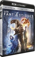 [UHD Blu-ray] Les 4 Fantastiques