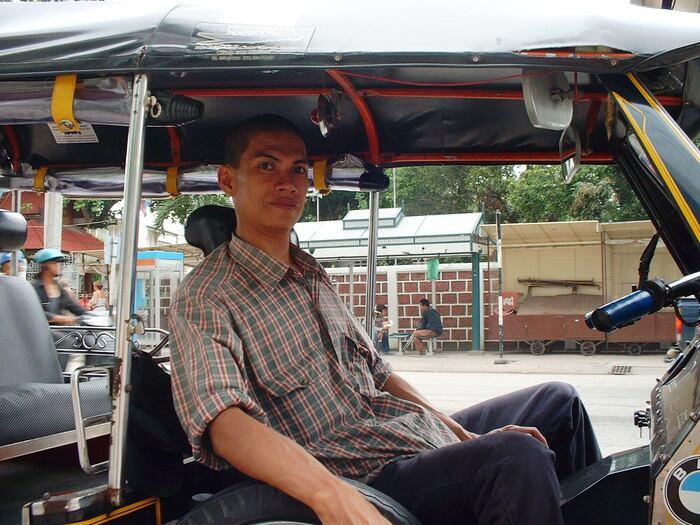 Photos de Thaïlande_19.  Les Gens.
