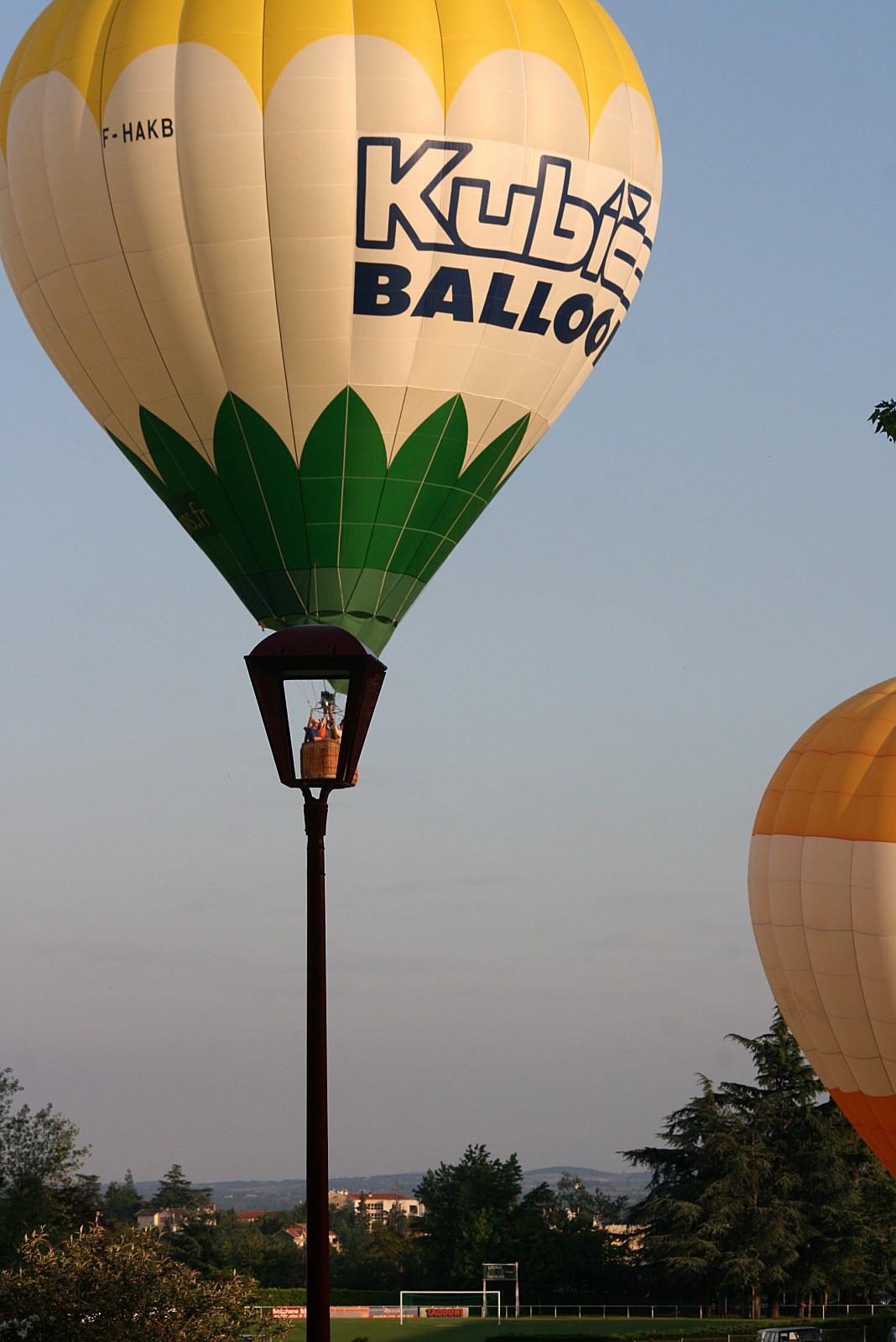 montgolfière 4040