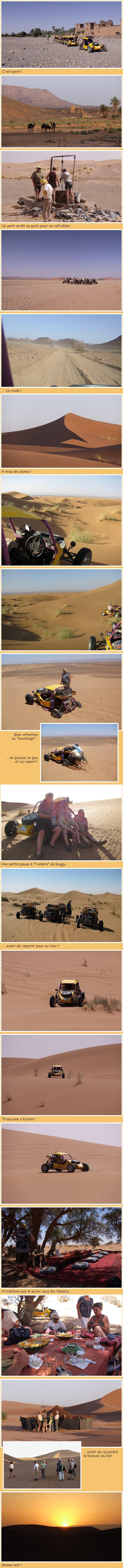 Dans les dunes - suite