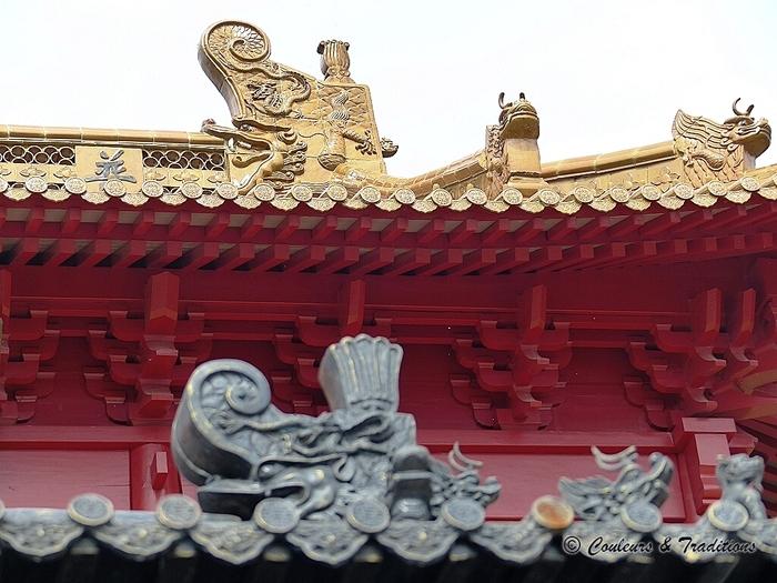 Temple Bouddhiste de chine 2/2