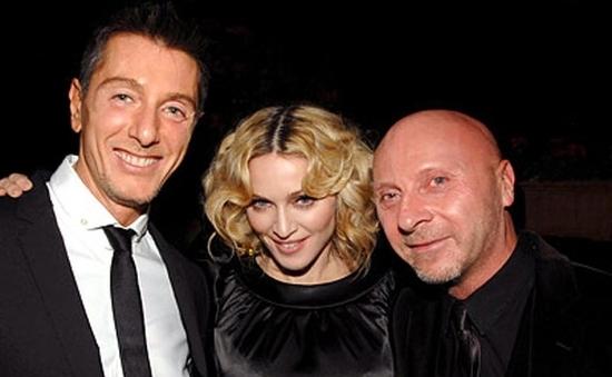 Madonna Dolce & Gabbana