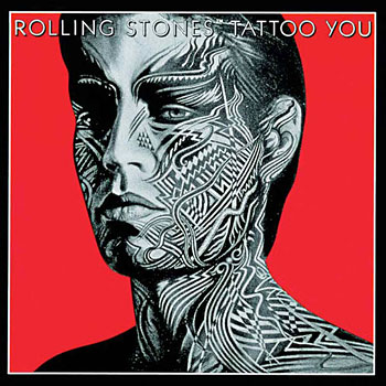 Rolling Stones - Tattoo You - Album - 1981