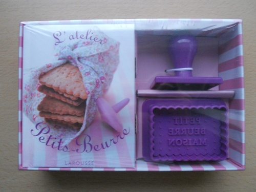 Coffret &quot; Petit beurre maison &quot;  - Larousse