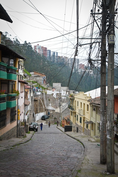 Quito, du volcan à la jungle