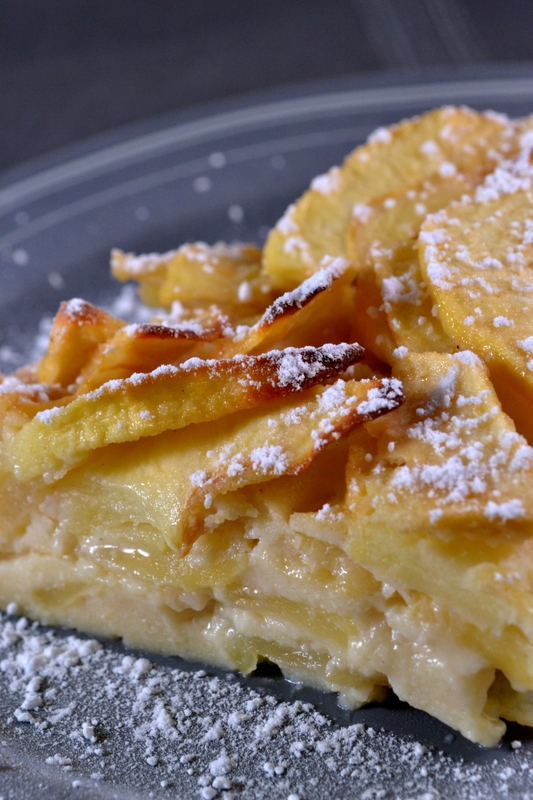 Gâteau pomme pomme pomme pomme à la ricotta (4)