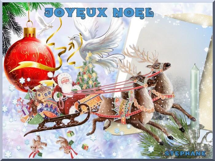 Noël avec tout le bonheur ,