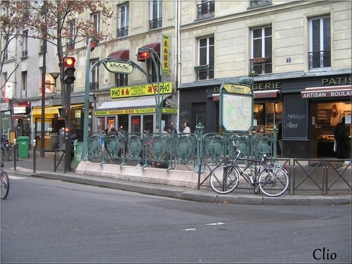 Pour Khanel - Une ville : Paris - 2/4 (Décembre 2015)