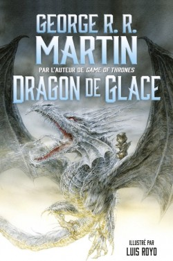 Couverture de Dragon de glace