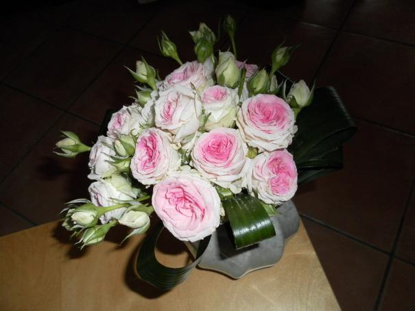 Des bouquets