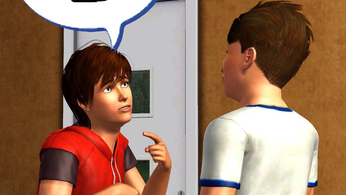 Chapitre 13 : Arthur grandit et bal du lycée
