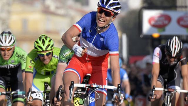 Vichot remporte la dernière étape du Paris-Nice 2014