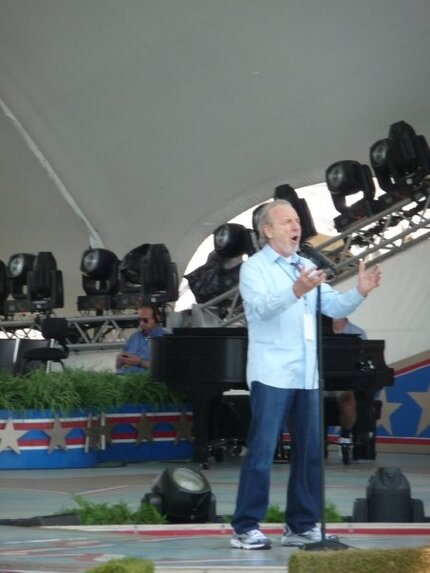 Colm Wilkinson - National Memorial Day 2009