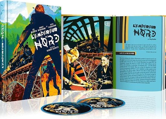 """L'empereur du Nord """"DVD Cinéma"""""""