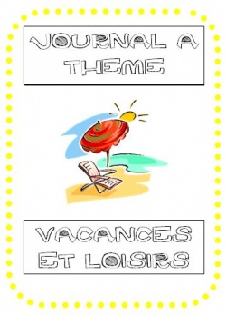 Les journaux &agrave; th&egrave;me