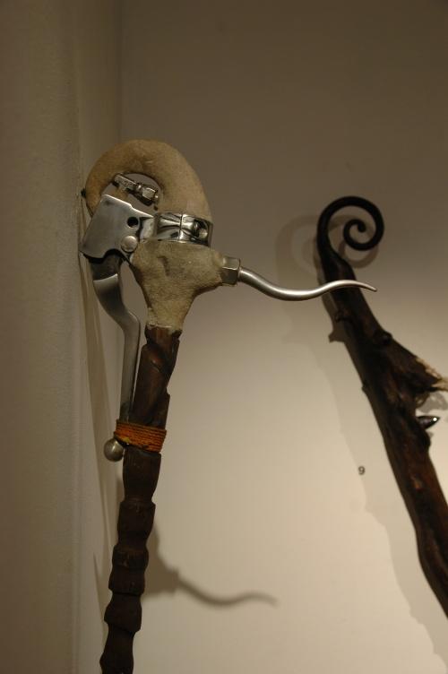 Mon expo sur les Armes Loufoques à Nouméa du 1 au 18 Août 2012