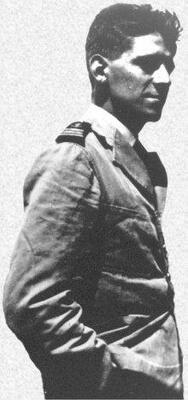 * HONORÉ ESTIENNE D'ORVES -  Compagnon de la Libération à titre posthume par décret du 30 octobre 1944