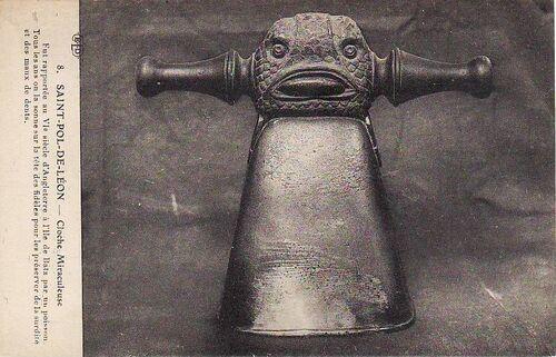 La cloche miraculeuse de St-Pol-de-Léon