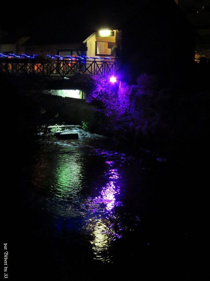 le soir à Pont Aven  - 5