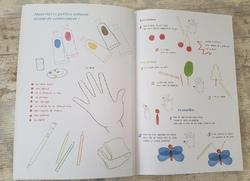 Empreintes de doigts artistiques
