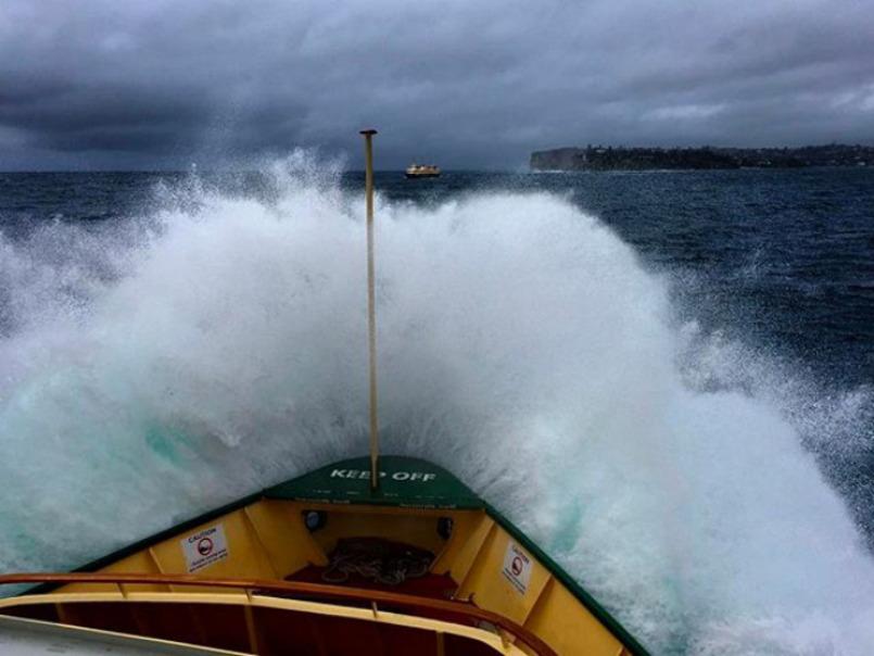 Les Photos du Voyage épique de Haig Gilchrist sur un Ferry sont devenues virales (4)