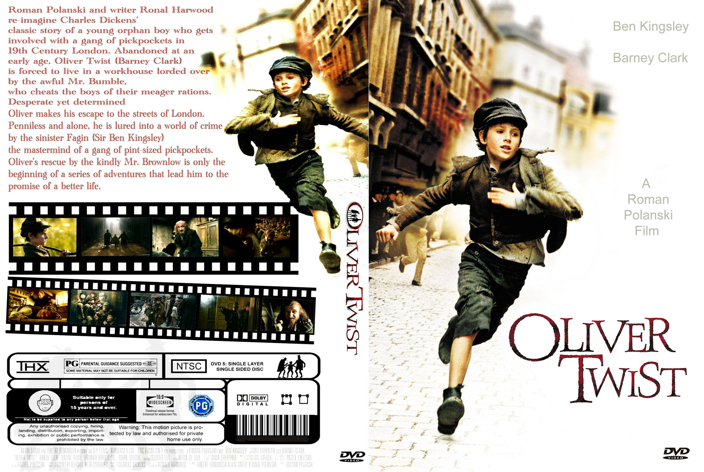 a summary of the difficult childhood of oliver in charles dickens novel oliver twist Roman polanski, a fugitive from american justice, has recently released his much-anticipated adaptation of charles dickens's second novel, oliver twist this project has aroused a great deal of interest over the past few years for two reasons the first was perhaps the most obvious: why bother.