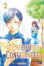 Nos précieuses confidences tome 2