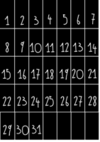 calendriers anniversaires- tartine-31J  (2)