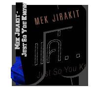 Boys Don't Cry - Mek Jirakit