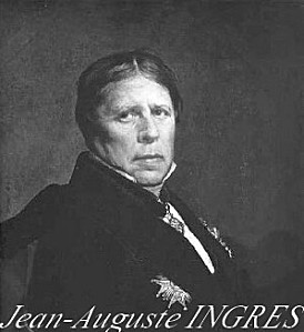 Ingres Jean Auguste