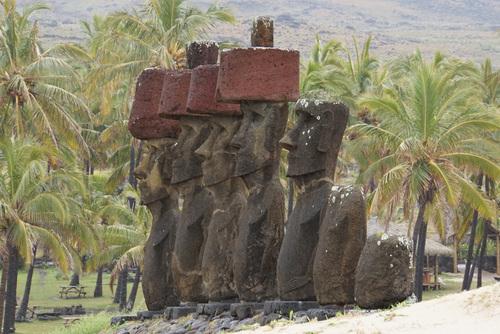 Mythique Ile Rapa Nui
