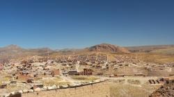 Petites mines à Potosi