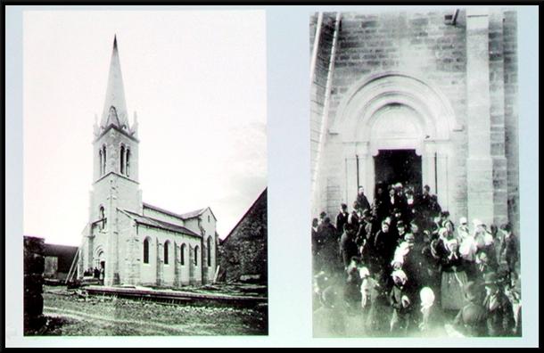 L'église et la chapelle de Larrey présentées par Jean Millot et l'association des Amis du Châtillonnais