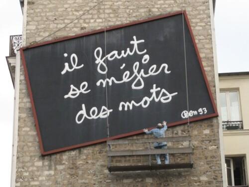 Ben se méfier des mot street-art 4