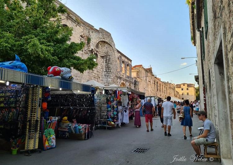 Croatie : Split