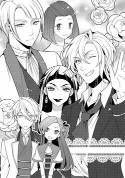Reincarnated into an Otome Game Volume 3 Chapitre 1 partie 3
