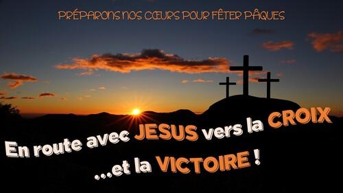 Calendrier Biblique - Après la croix vient la victoire