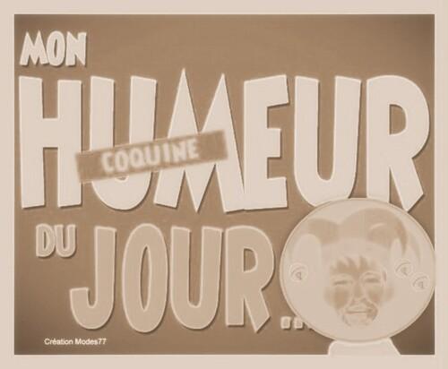 -BILAN DE LA SEMAINE.....ET L'HUMOUR TOUJOURS.....