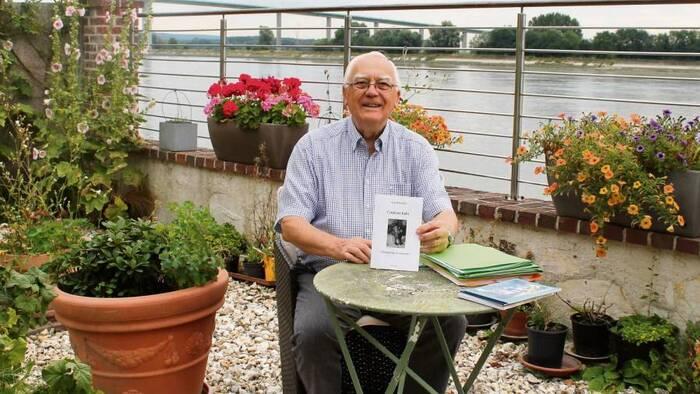 Rives-en-Seine : Jean Riboulet, soldat français pendant la guerre d'Algérie, raconte son histoire dans son livre « Couleur kaki »