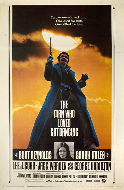 THE MAN WHO LOVED CAT DANCING BOX OFFICE USA 1973
