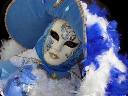 tubes masques carnavals